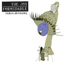 The Joy Formidable - Balloon Called Moaning [New CD]