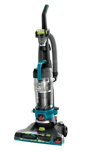 BISSELL PowerForce Helix Turbo Rewind Pet Bagless Upright Vacuum #2692