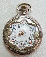 Antike Taschenuhr / 800 Silber