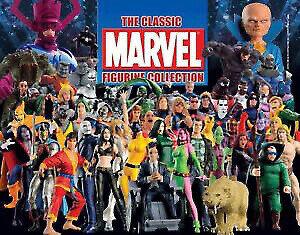 Eaglemoss Classic Marvel Figurine Collection (Variants)
