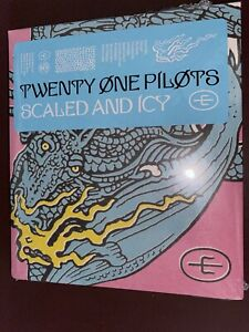 CD - TWENTY ONE PILOTS - Scaled and Icy - SEALED!