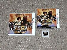 Super Street Fighter IV: 3D Edition Nintendo 3DS Complete with Slip Cover