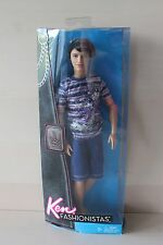 Ken Fashionistas RYAN Doll Articulated Jointed Poseable 2011 Mattel
