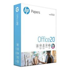 HP Printer Paper Office 20 8.5 x 11 Copy Print Letter Size 1 Ream 500 Sheet Best