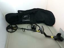White's Mxsport Metal Detector With Headphones And Black Bag