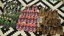 Boys & Girls lot of 50 Dress Shoes,Ankle Boots, sneakers in sizes 5- 3