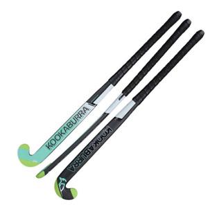 2020//21 Kookaburra Octane M Bow Hockey Stick Size 36.5L /& 37.5L