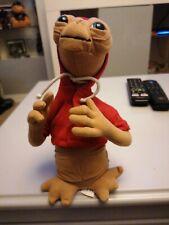 Vintage E.T. Plush Toy Universal Studios Merchandise 8 Inch