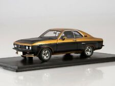 1:43 Opel Manta TE 2800 Black/Gold NEO45442 Neo Scale Models