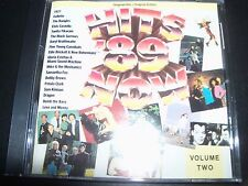 Hits 89 Now Volume 2 Various CD Collette Samantha Fox 1927 Drangon The Bangles U