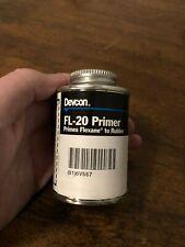Devcon FL-20 Primer - Liquid 4 oz Bottle
