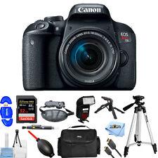 Canon EOS Rebel T7i DSLR Camera with 18-55mm Lens!! USA MODEL PRO KIT BRAND NEW!