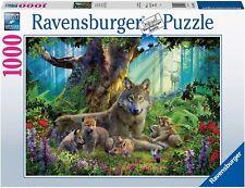 Ravensburger 15987 Wölfe im Wald 1000 Teile Puzzle