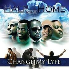 Half Mile Home -  Change My lyfe - New Factory Sealed CD