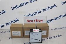eltroma technik PQ 96, -1,5 - 0 - 10 V Drehspuhlinstrument