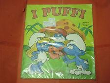 ALBUM FIGURINE COMPLETO PUFFI DI PEYO 1983 PANINI CON 180 FIGURINE NO LAMPO