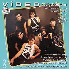 VIDEO -CÓDIGOS SECRETOS  TODAS SUS GRABACIONES EN DISCOS ZAFIRO (1983-1986)