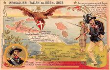 3427) BERSAGLIERI ITALIANI DAL 1836 AL 1905.