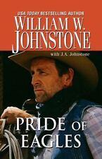 Pride of Eagles (Wheeler Western)-ExLibrary