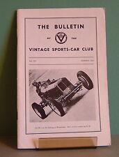 The Bulletin of the Vintage Sports Car Club Summer 1981 No 150  ERA R1B