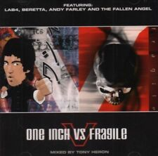 Various Electronica(CD Album)One Inch Records Vs Fragile-One Inch-BC 23-New