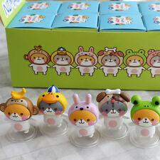 Chewyhams animals face mask Random mini figure Toys 1BOX(8PCS SET)