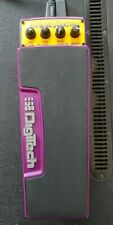 Digitech The Jimi Hendrix Experience. w/power supply,plush purple bag &brochures
