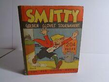 Smitty nn (GVG) Whitman 1934 Big Little Book BLB Cocomalt soft cover (c#12403)