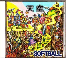 Softball – 天空 Tenku CD (1999 JAPAN Japanese Punk) Asian Man - AMJ-1008