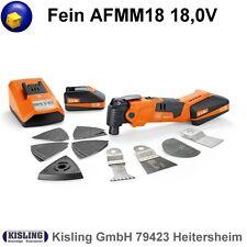 FEIN MULTIMASTER Batteria AFMM 18 nella valigia con accessori 71291261000