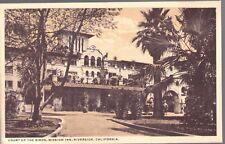 (ppu) Riverside CA: Glenwood Mission Inn, Court of the