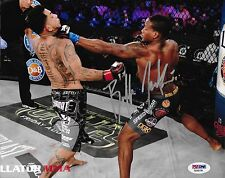 Bubba Jenkins Signed Bellator MMA 8x10 Photo PSA/DNA COA Picture Autograph UFC 5