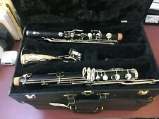 SUPERB EXTRA-CLEAN LEBLANC-NOBLET BASS CLARINET,MADE IN FRANCE,NO CRAX, NEW PADS