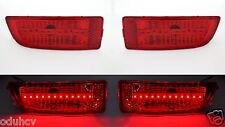 2 x LED Red Rear Tail Left & Right Marker Lights for VW Crafter Volt OEM Replace