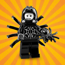 LEGO Minifigure S18 Spider Suit Boy - minifig col320 FREE POST