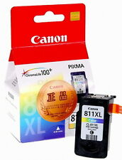 Canon PIXMA CL-811XL Color Inkjet FINE Ink Cartridge GENUINE SEALED