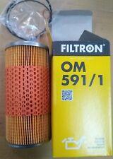 Ölfilter FILTRON OM591/1 Mercedes W124 W210 S210 W140 C140 R129