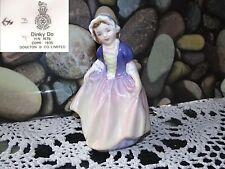* Royal Doulton BONE CHINA England * Dinky Do * Girl Figurine * H.N.1678 *