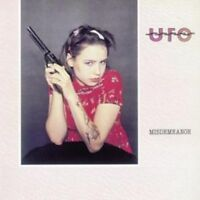 *NEW* CD Album UFO - Misdemeanor  (Mini LP Style Card Case)
