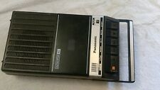 Panasonic Tape Recorder RQ-2107A cassette player Vintage