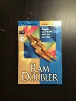 Ram Doubler (Macintosh) - Original box, manual, floppy disk