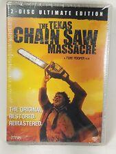 The Texas Chainsaw Massacre (Dvd, 2006, 2-Disc Set)-Marilyn Burns-Region 1