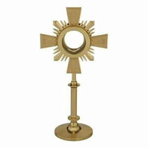 MONSTRANCE WITH RAYS