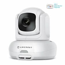Amcrest Add-on Camera Unit for Amcrest AC-2, Video Baby Monitor Camera Audio PTZ