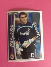 REAL MADRID 2007 08 - N.21 CODINA FIGURINA STICKER 2007 2008