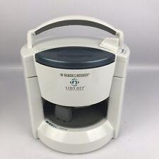 Black & Decker Lids Off Automatic Jar Opener JW200 Original Box Tested