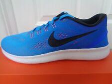 Nike RN Para Hombres Tenis Tenis Zapatos Free 831508 404 UK 10 EU 45 nos 11 Nuevo + Caja