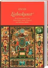 Liebeskunst von Melanie Möller, Ovid, Asmus Trautsch und Tobias Roth (2017, Gebundene Ausgabe)