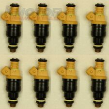 Brand New 0280150943 Set Of 8 Fuel Injectors For Ford 4.6 5.0 5.8 5.4 Replaces