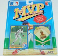 VTG ACE M.V.P. Delino DeShields Rookie Card EXPOS First Edition Pin Series NOS